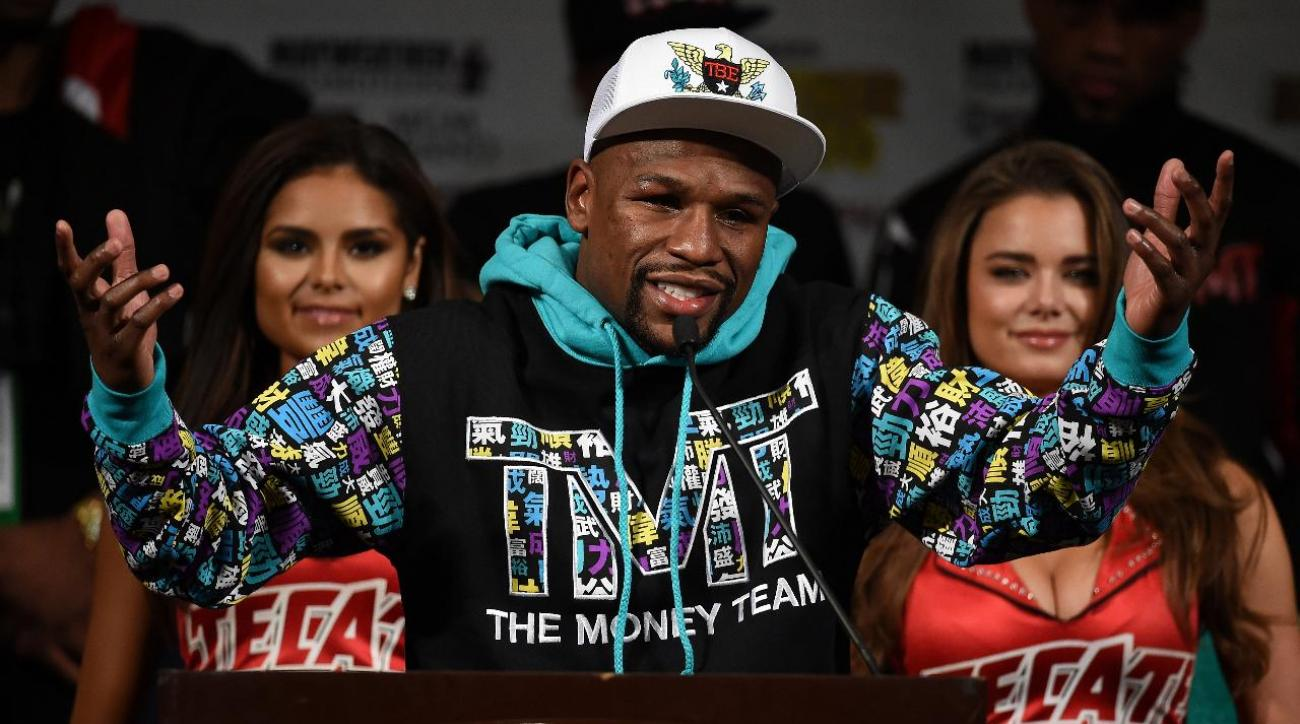 Floyd Mayweather files for trademarks suggesting possible comeback