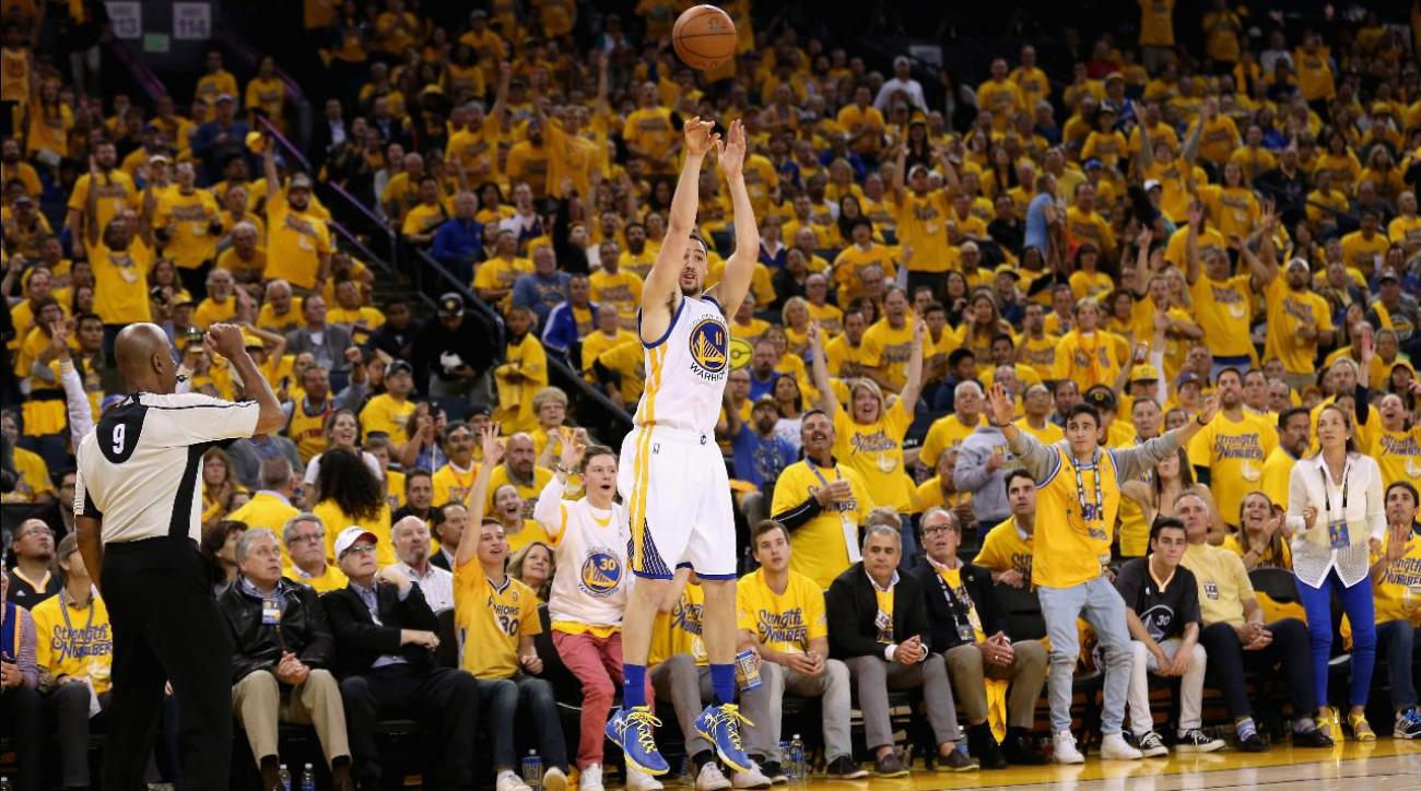 Even without Steph Curry, Warriors domination continues