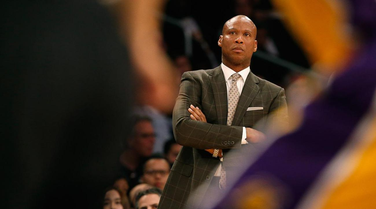 Former Lakers coach Byron Scott 'blindsided' over firing IMAGE