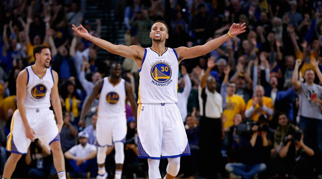 Report: Stephen Curry named MVP for second straight season IMAGE