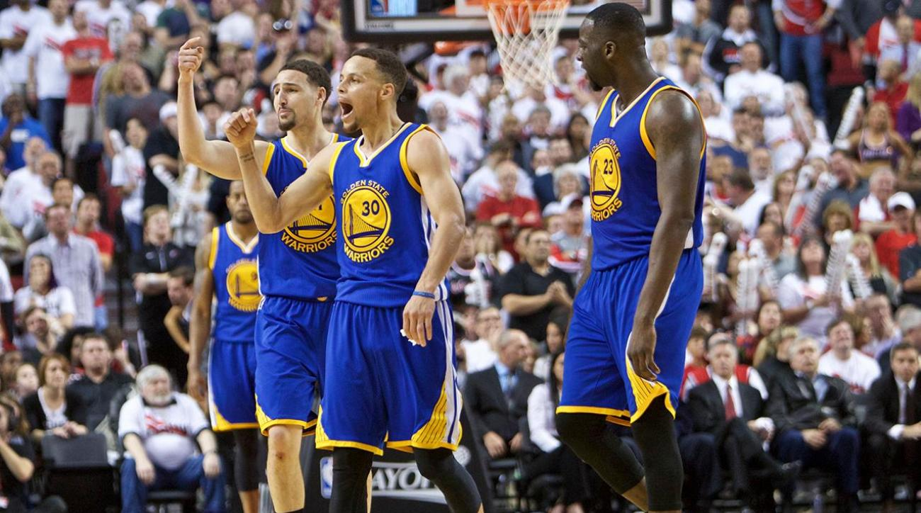Draymond Green on Trail Blazers: 'Of course I think they're done'