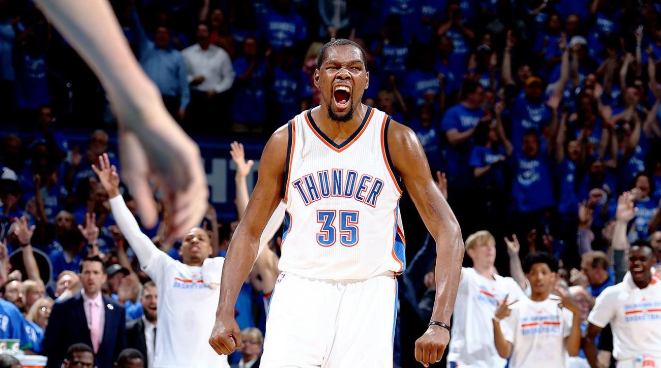 Thunder will face Warriors in Western Conference finals IMAGE