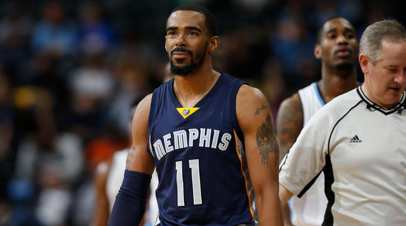 Report: Spurs plan to pursue Mike Conley in free agency