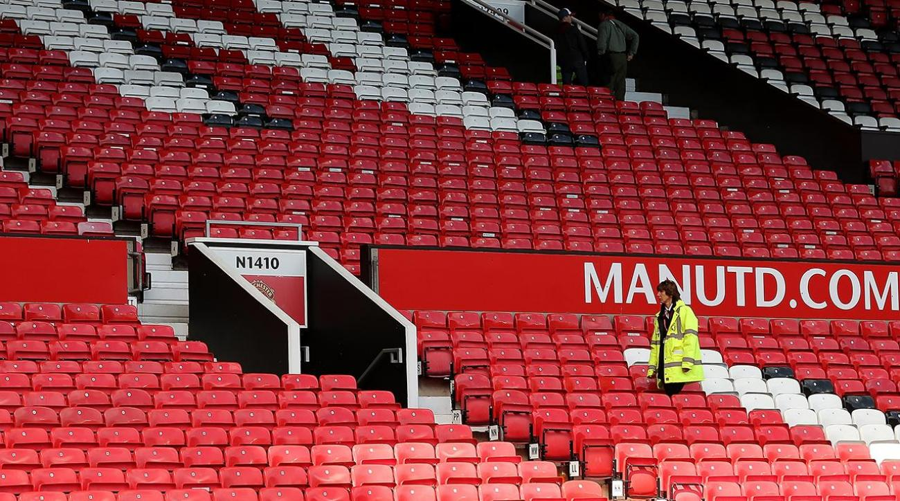 Manchester United match abandoned due to suspicious package