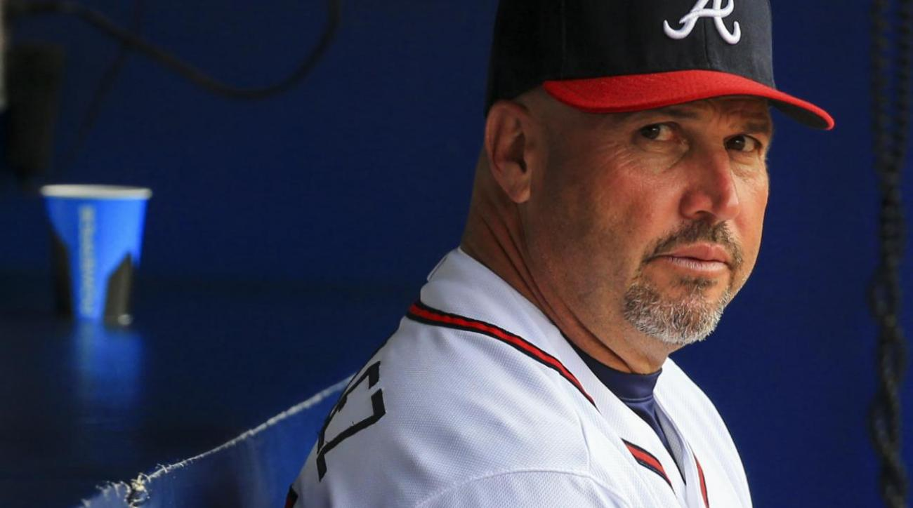 Braves fire manager Fredi Gonzalez after six seasons IMAGE