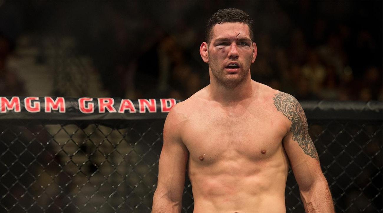 Chris Weidman out for UFC 199 with injury