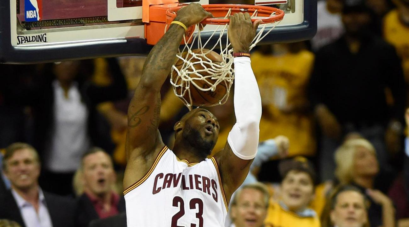 Cavs look to tie playoff record in Game 3 IMAGE