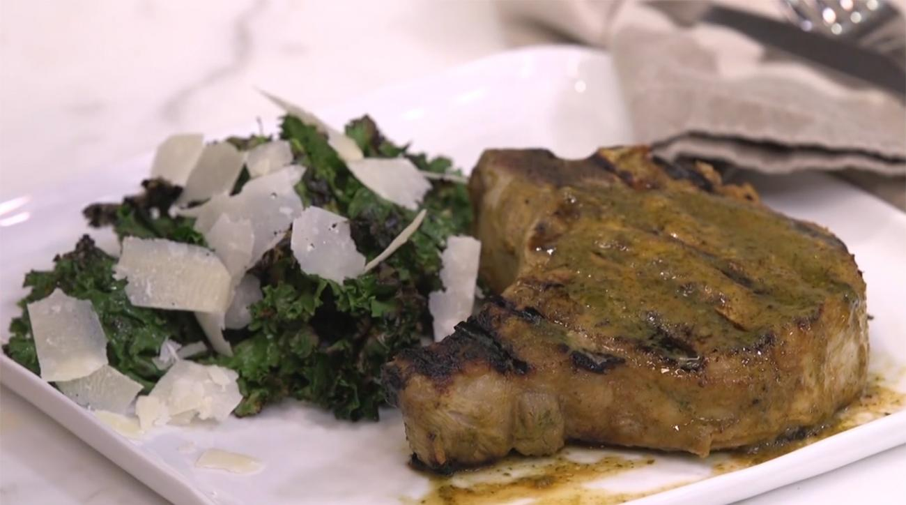 Mustard Minute: Eddie Jackson teaches you how to grill an amazing Memorial Day BBQ meal IMG