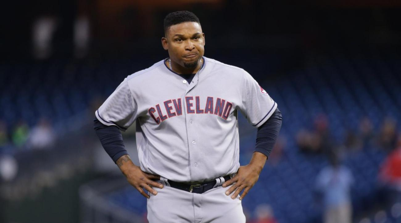 Indians OF Marlon Byrd suspended 162 games for PED use IMAGE