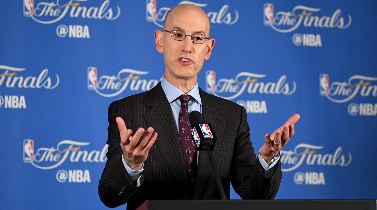 Adam Silver hopes to change Hack-a-Shaq rule
