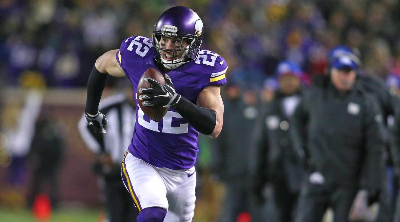 Harrison Smith signs five year extension with Vikings