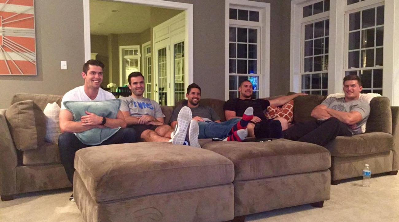 Mustard Minute: Baltimore Ravens have 'Bachelorette' viewing party same night Steelers are on show IMG