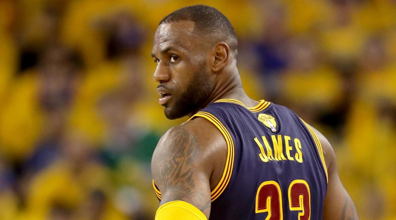 LeBron James rejects comparisons to Michael Jordan, Muhammad Ali