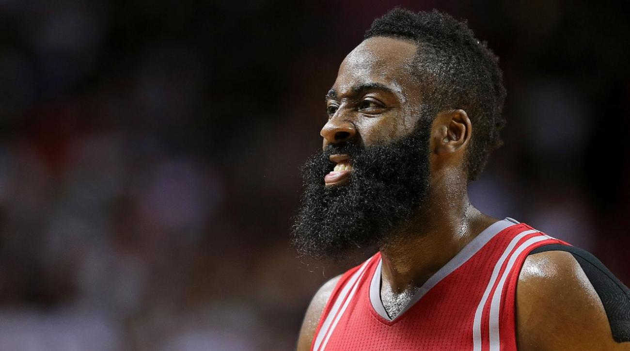 James Harden withdraws from 2016 Olympics