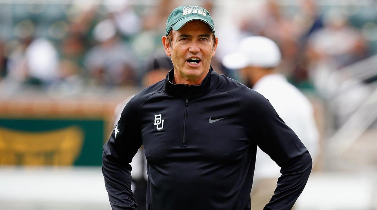 Report: Baylor regents to vote on one-year suspension for Art Briles