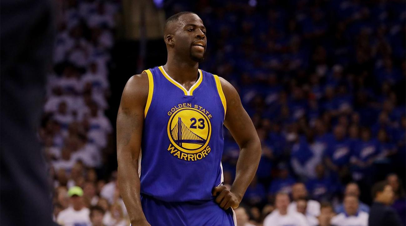 Draymond Green: 'If I played Game 5, we would have won'