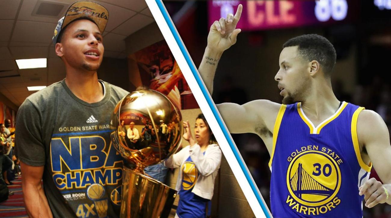 The Warriors are experiencing some serious deja vu  IMAGE