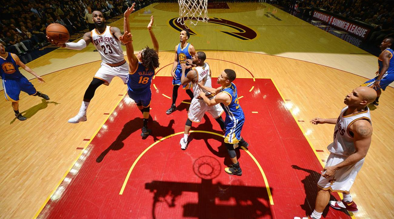 Cavaliers could make NBA history in Game 7 IMAGE