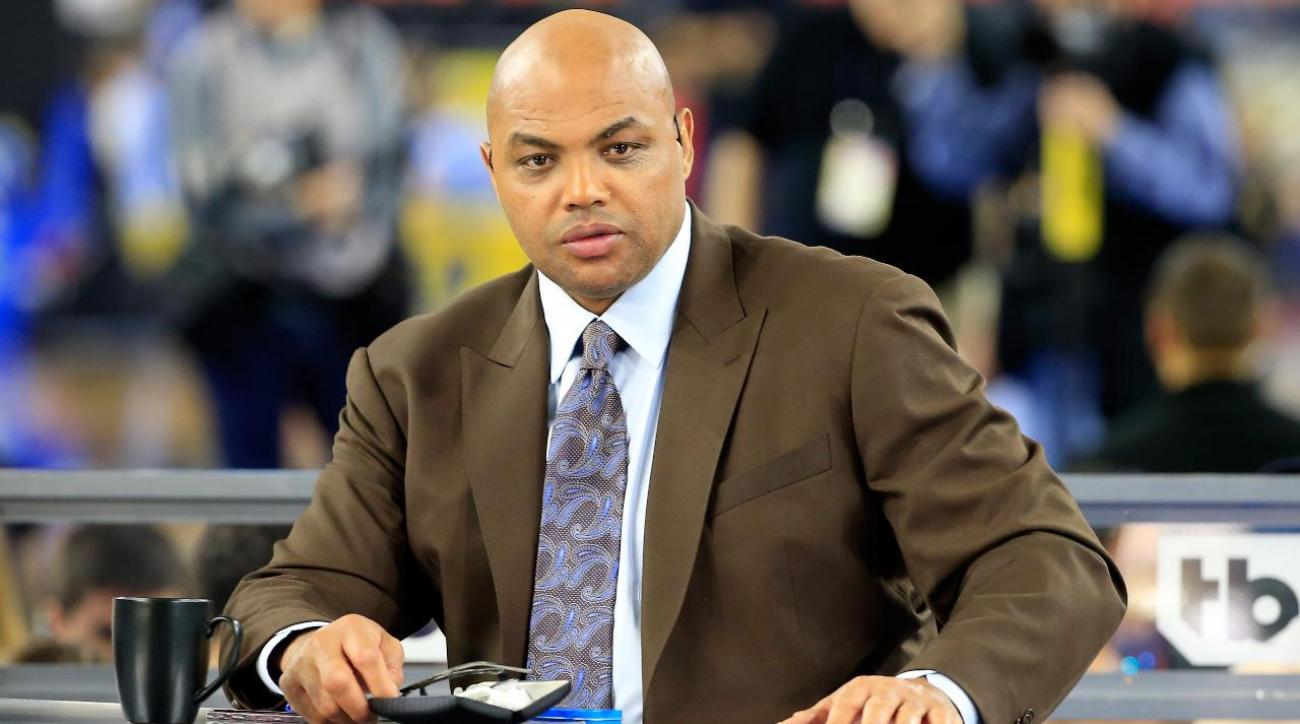 Charles Barkley: LeBron James will never be a top-five NBA great