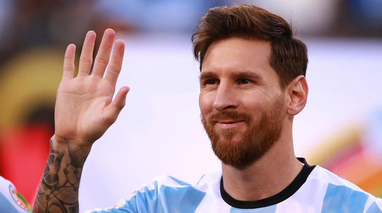 Messi may be done playing for Argentina