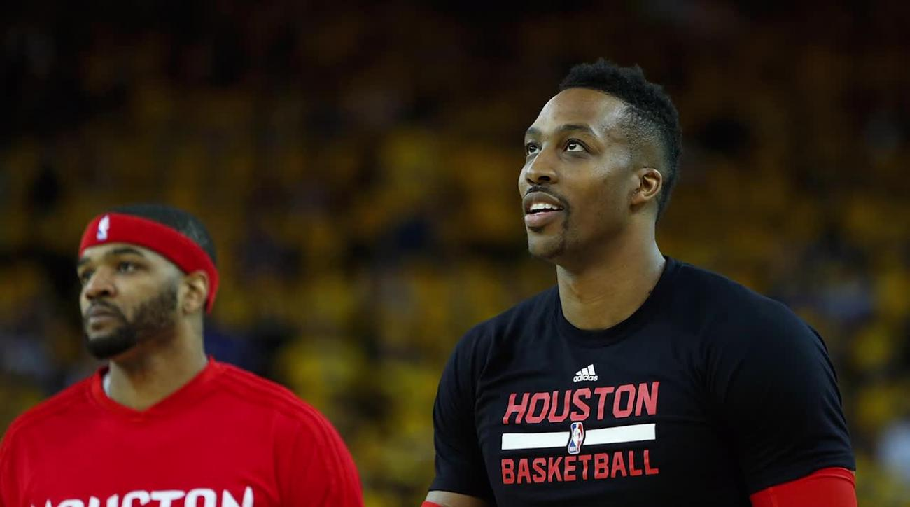 Free-agent Dwight Howard to meet with Hawks, Celtics