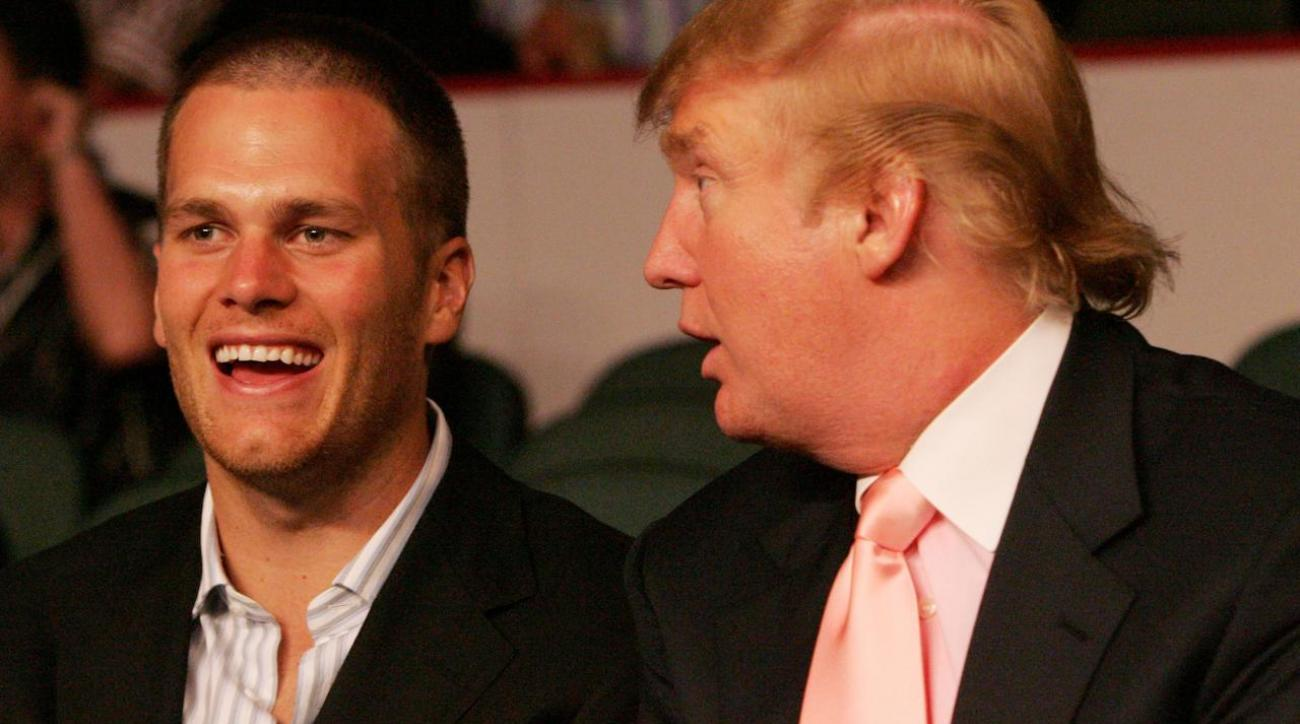 Report: Tom Brady won't speak for Trump at Republican convention