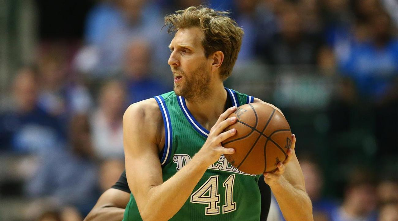 Dirk Nowitzki Career stats game logs biographical info awards and achievements for the NBA