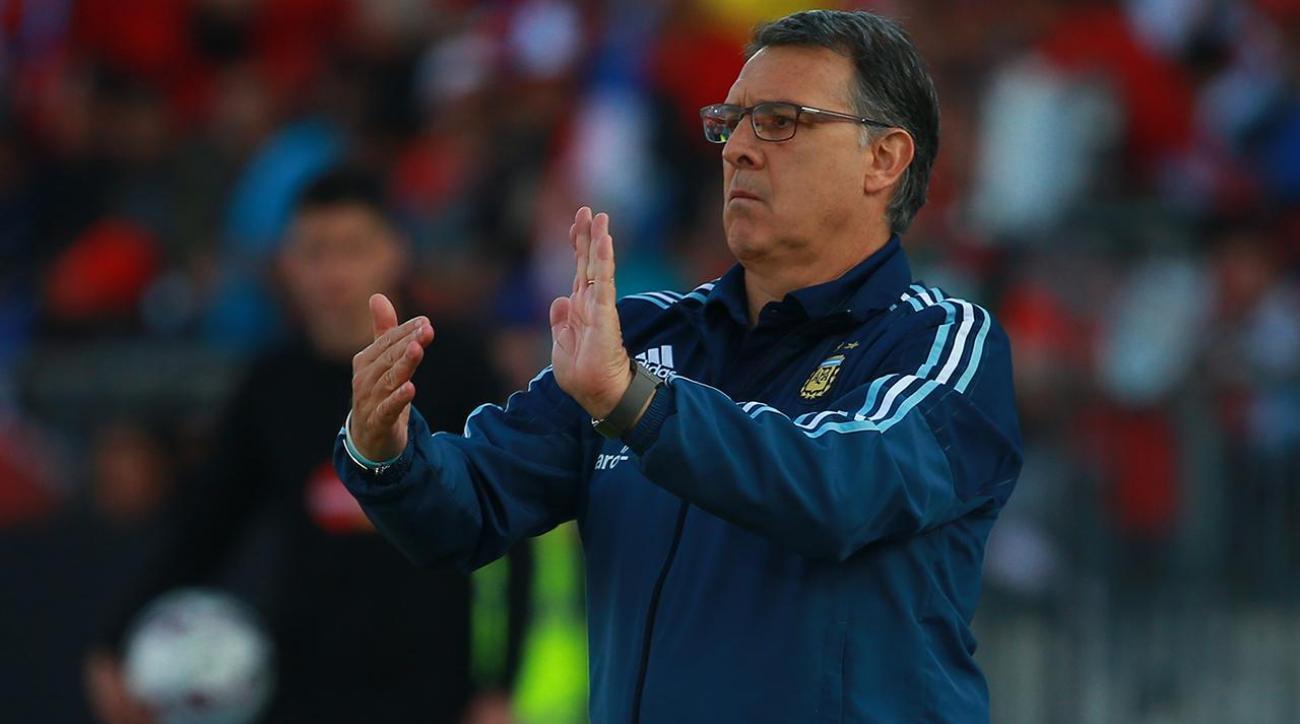 Gerardo Martino resigns as Argentina manager
