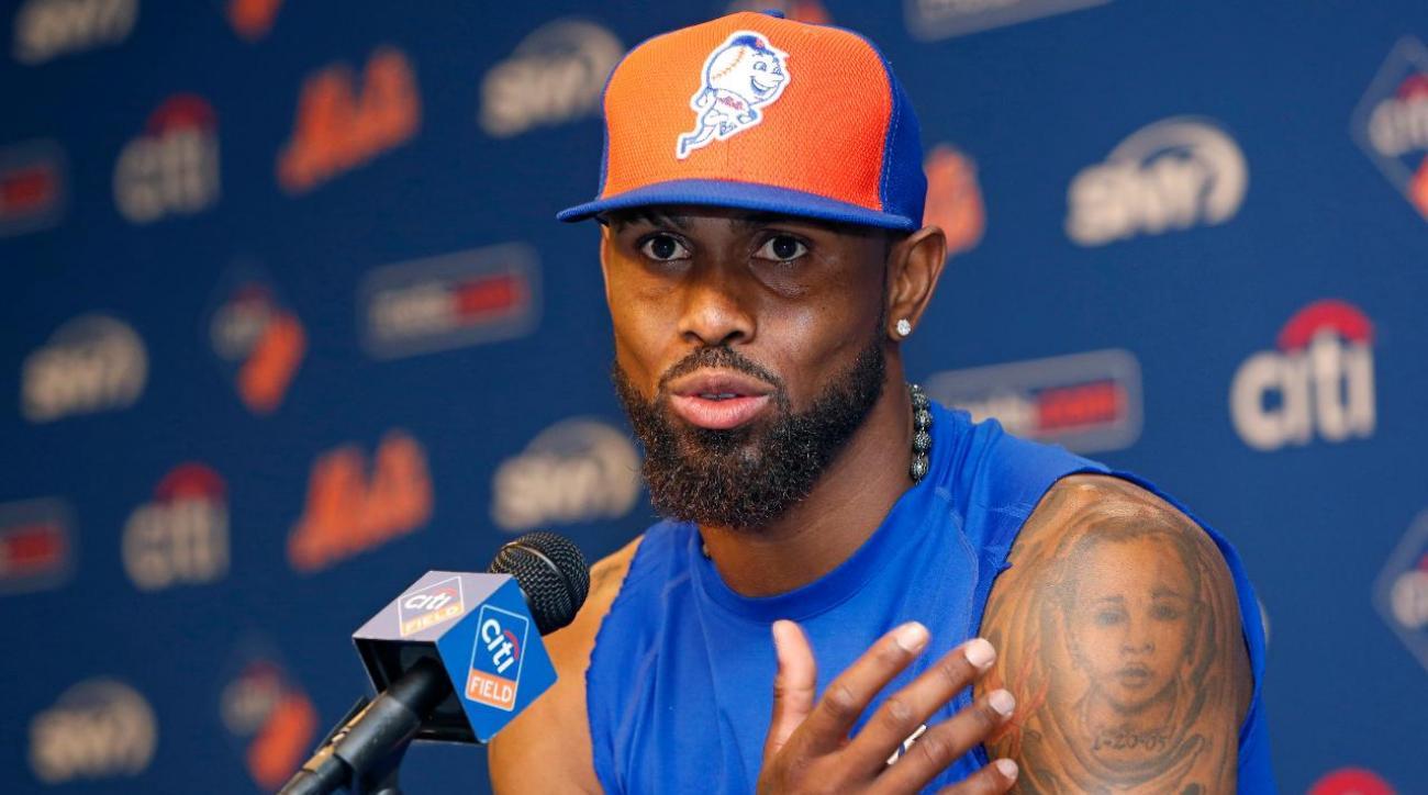 Jose Reyes makes New York Mets return