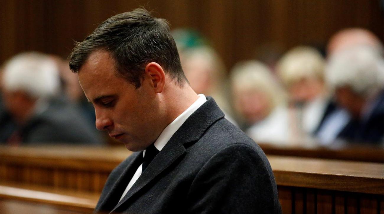 Oscar Pistorius sentenced to six years in prison for girlfriend's murder