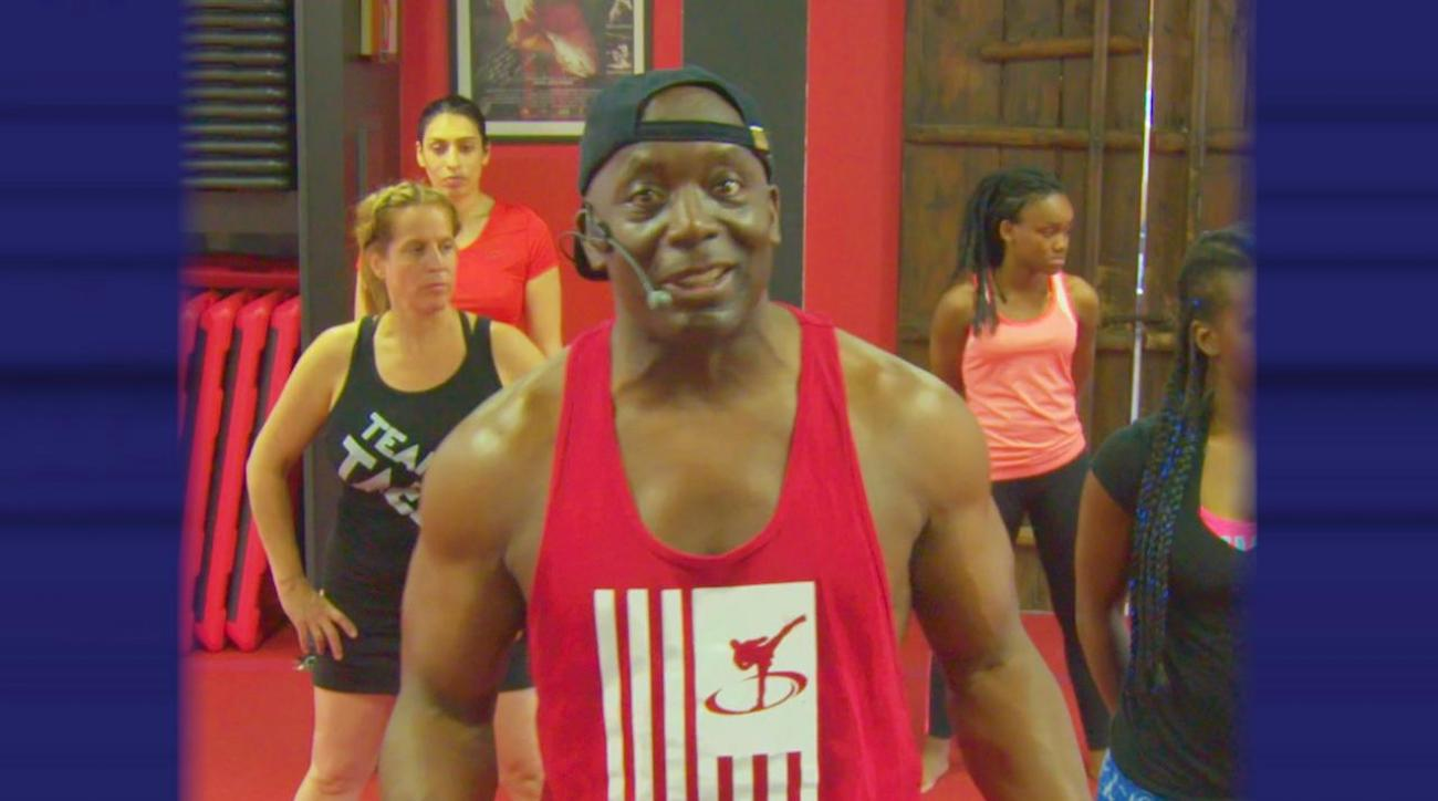 shaquille o'neal, tae bo, sports illustrated, exercise, where are they now, tai bo, martial arts, billy blanks