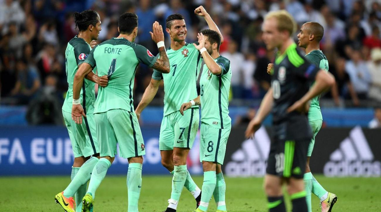 Cristiano Ronaldo leads Portugal to Euro 2016 final