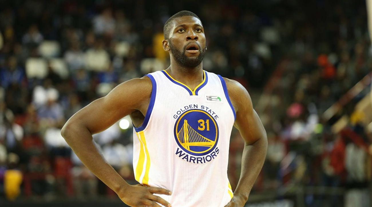 Report: Festus Ezeli to sign two-year deal with Blazers