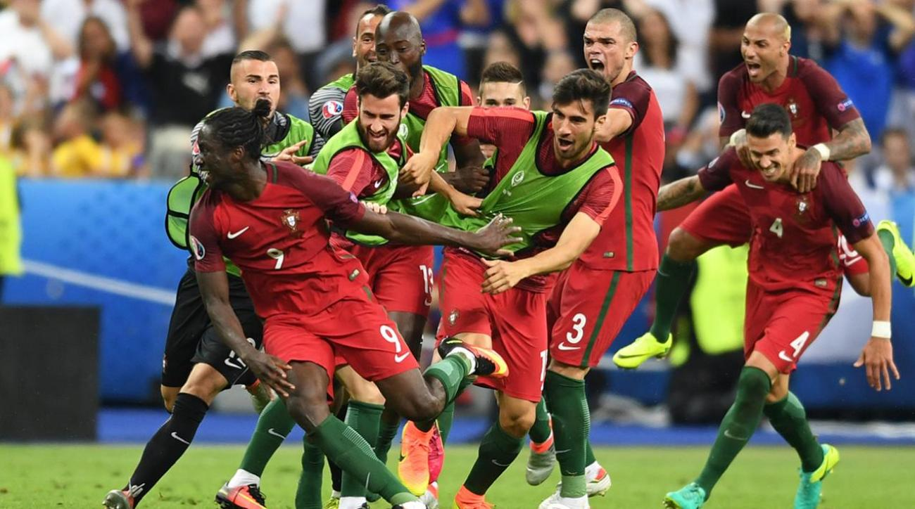 Portugal beats France 1-0 in extra time to win Euro 2016 title