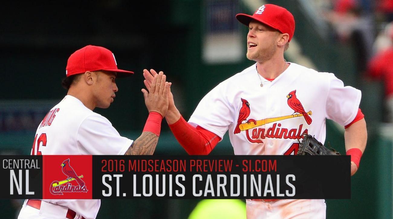 Verducci: St. Louis Cardinals 2016 midseason preview