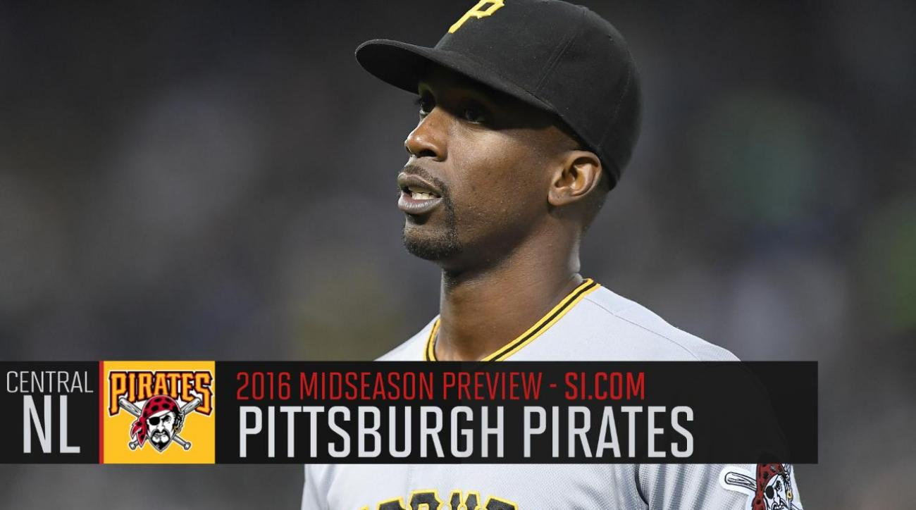 Verducci: Pittsburgh Pirates 2016 midseason preview