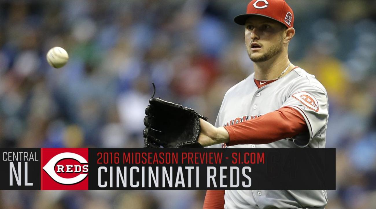 Verducci: Cincinnati Reds 2016 midseason preview