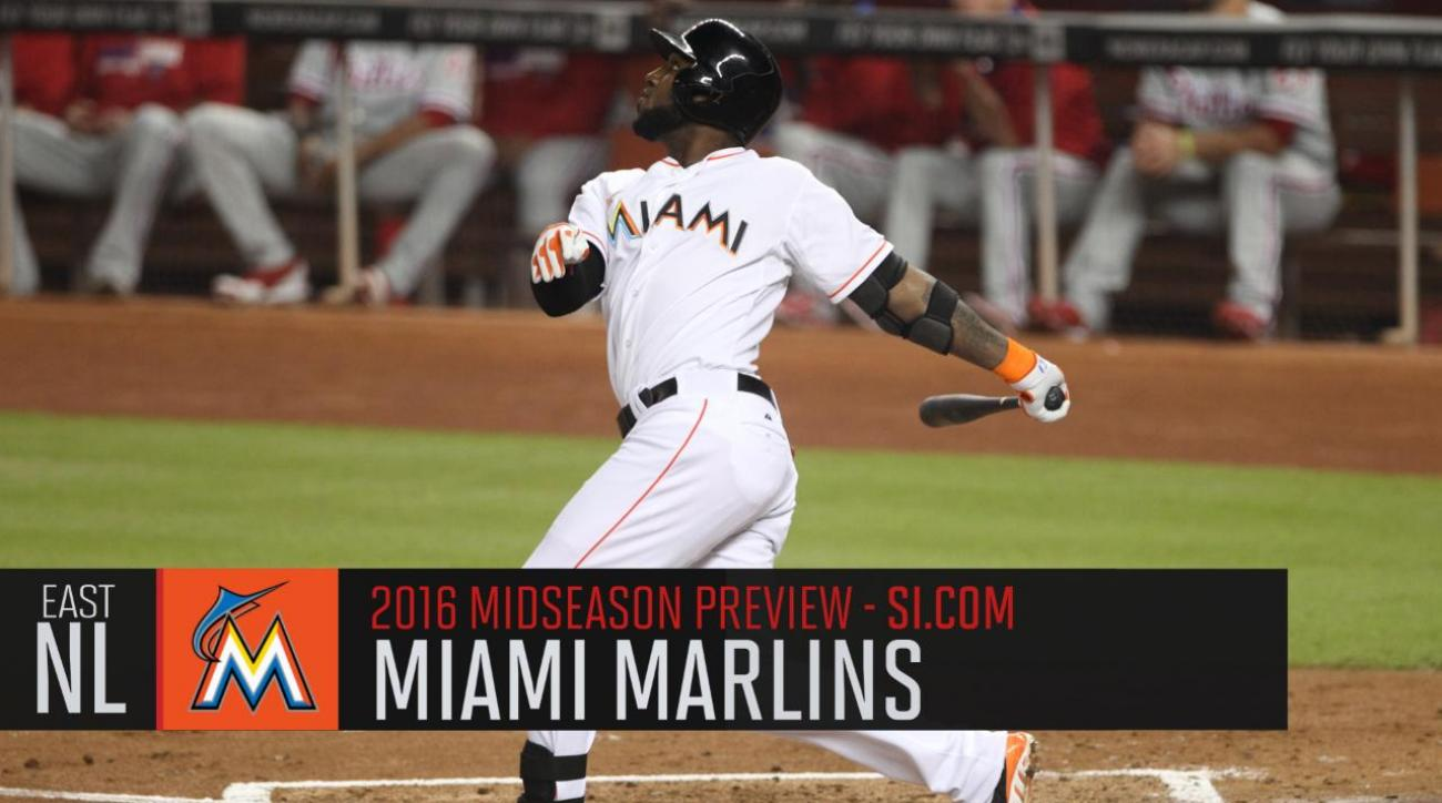 Verducci: Miami Marlins 2016 midseason preview
