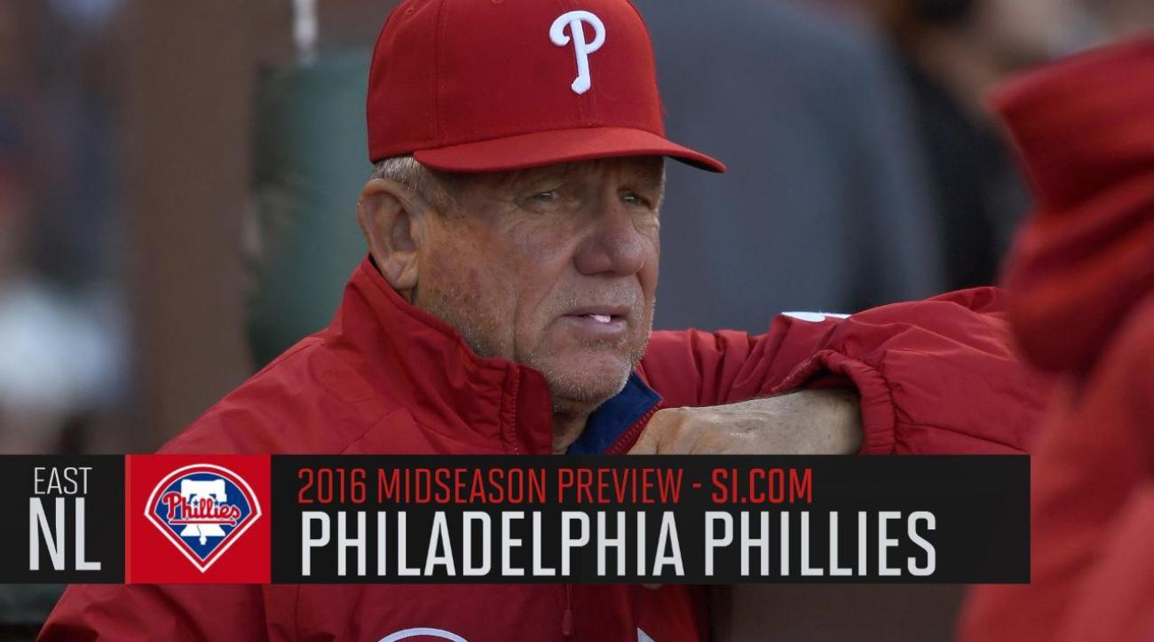 Verducci: Philadelphia Phillies 2016 midseason preview