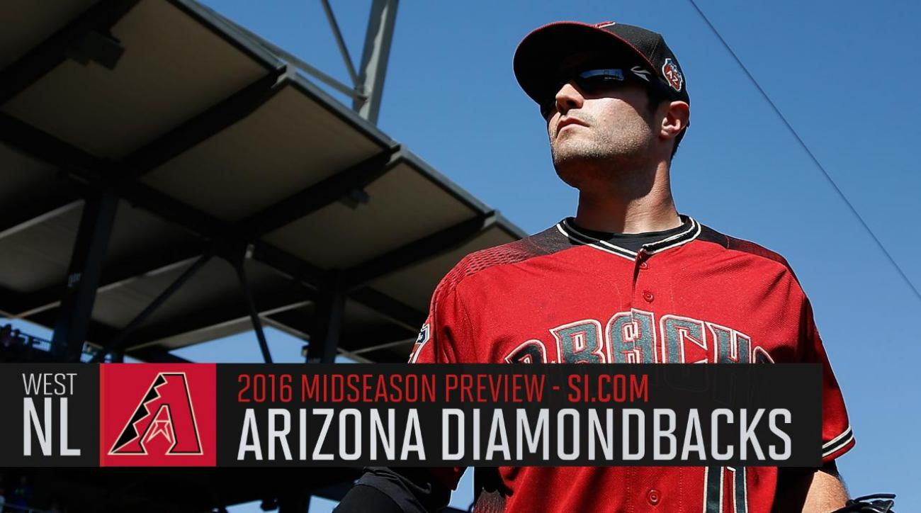 Verducci: Arizona Diamondbacks 2016 midseason preview