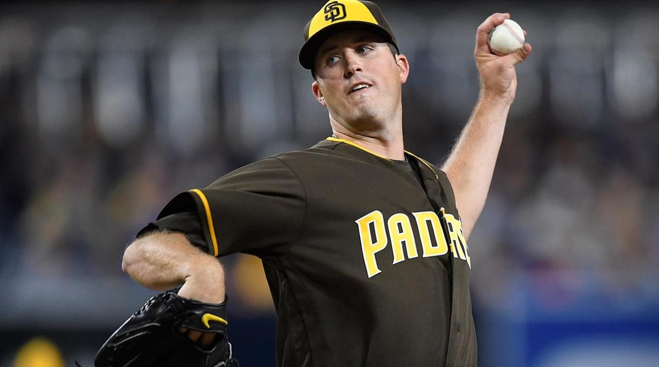 Report: Padres trade pitcher Drew Pomeranz to Red Sox