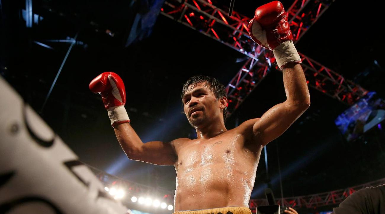 Manny Pacquiao to come out of retirement, fight on Nov. 5
