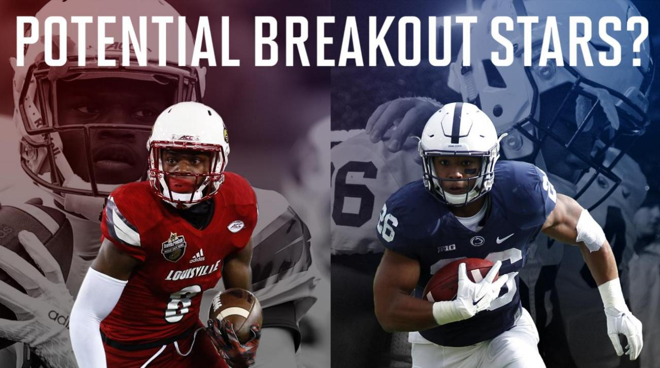 Lamar Jackson, Saquon Barkley poised to break out