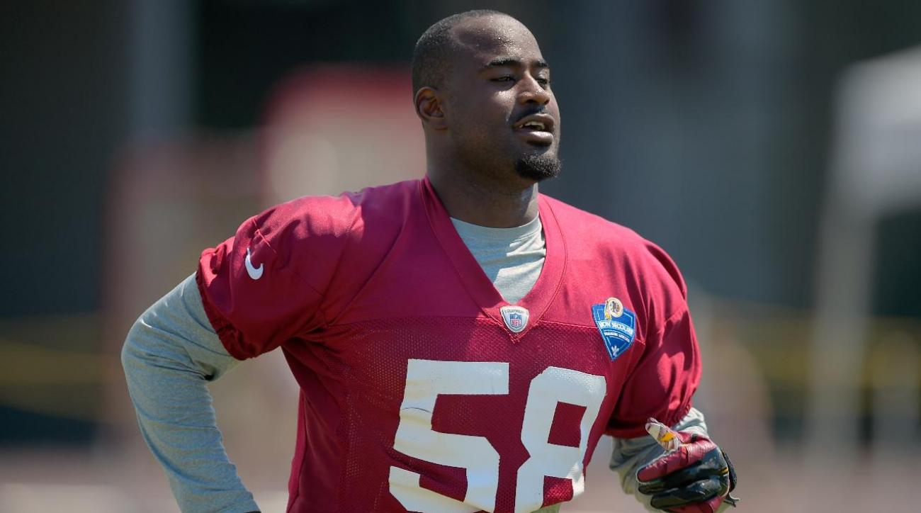 Report: Redskins' Junior Galette tears Achilles, out for the season