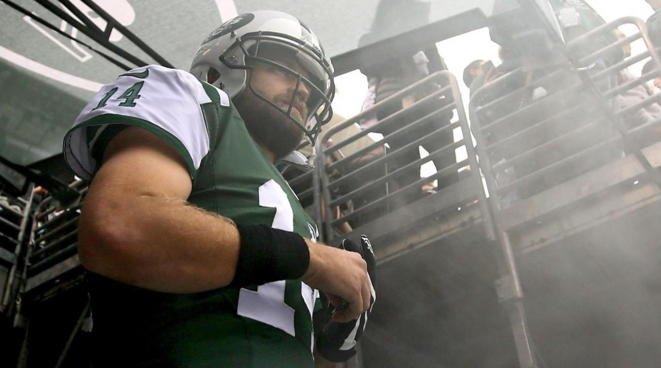 Report: Jets have extended two offers to Ryan Fitzpatrick