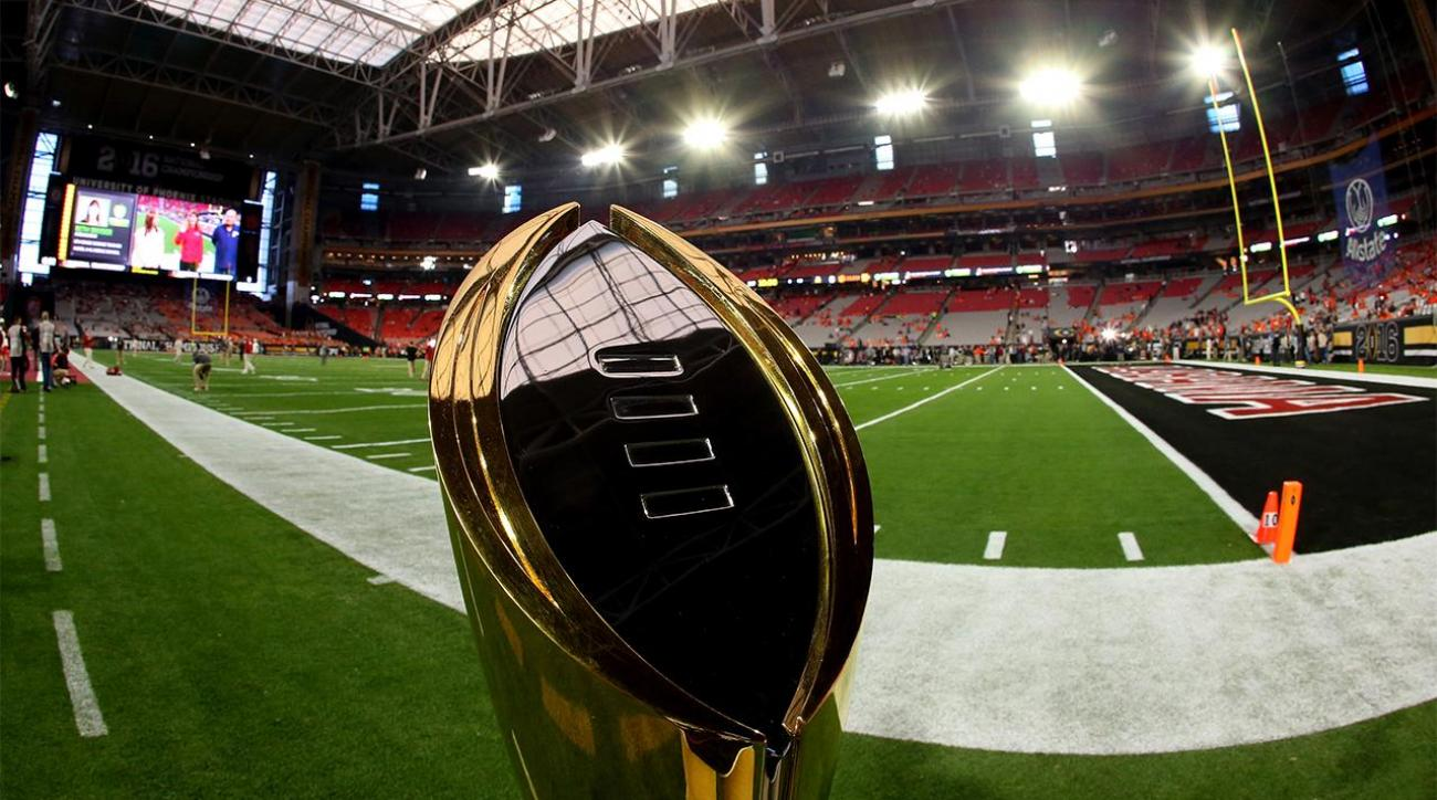 College Football Playoff semifinals to be played on Saturdays or holidays