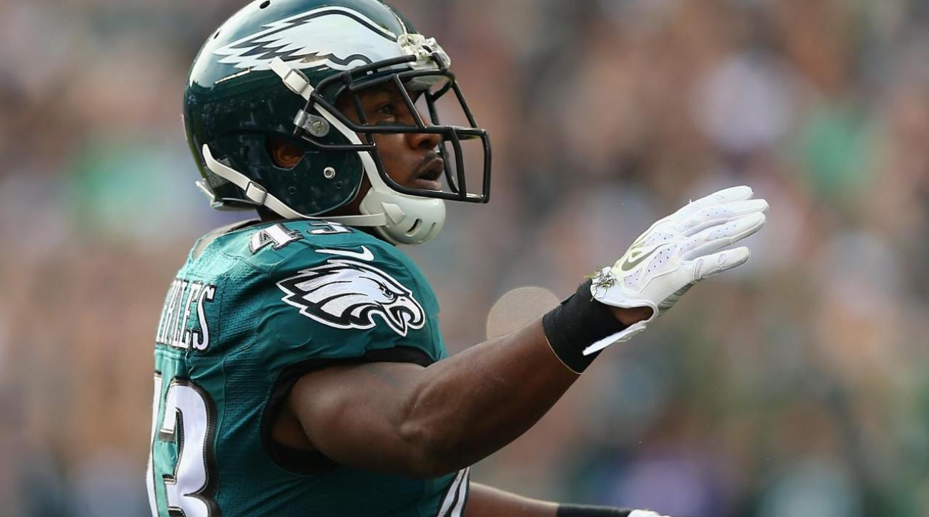 Eagles sign RB Darren Sproles to one-year contract extension