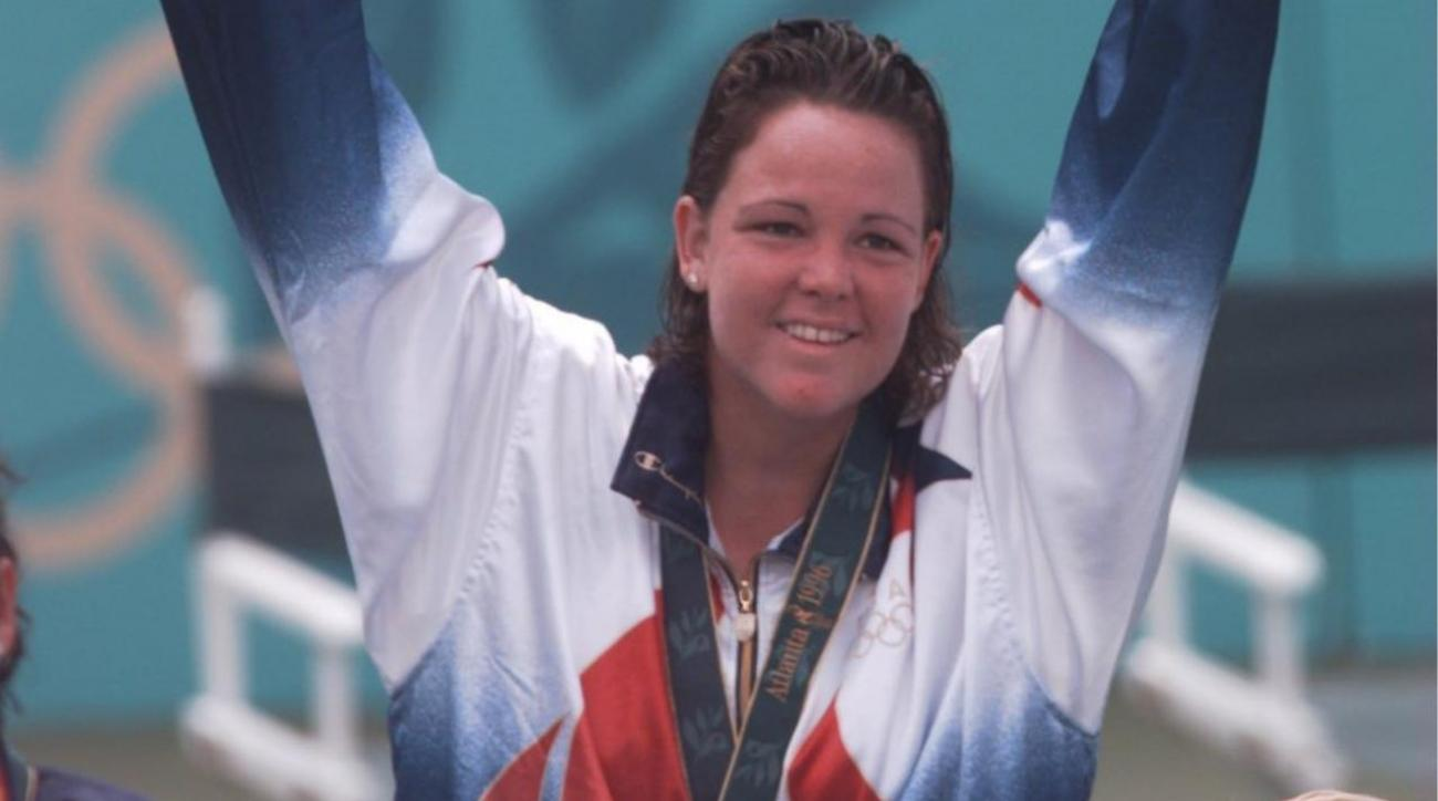 Tennis How it has changed since Lindsay Davenport won gold in
