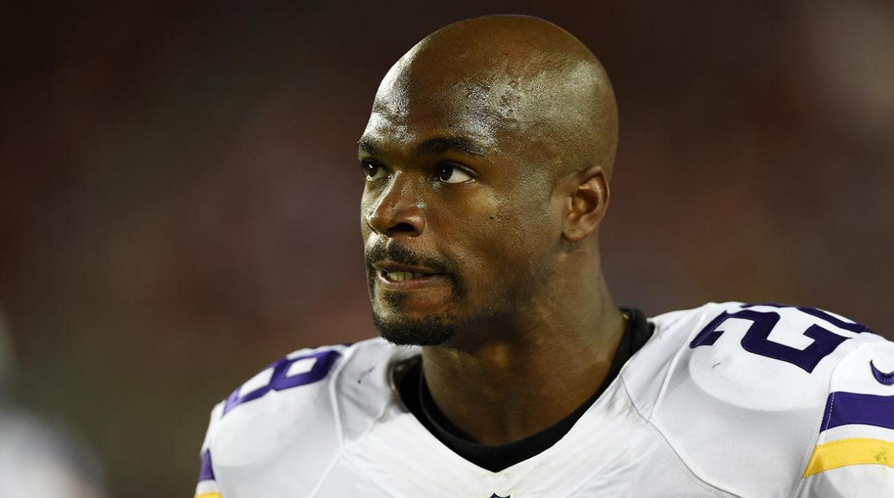 Appeals court rules in favor of NFL in Adrian Peterson case