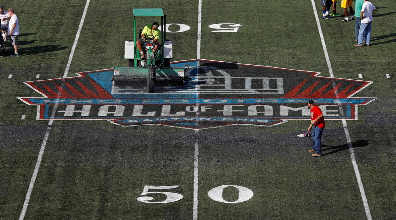 NFL Hall of Fame Game canceled due to poor field conditions